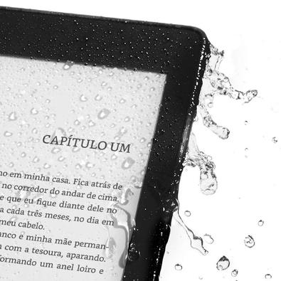 Kindle Novo Paperwhite, 8GB, Wi-Fi, Preto - AO0705