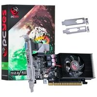 Placa de Vídeo PCYes NVIDIA GeForce GT 730 4GB, DDR3 - PW730GT12804D3LP