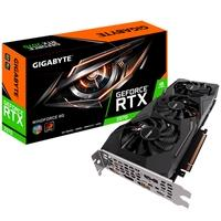 Placa de Vídeo Gigabyte NVIDIA GeForce RTX 2070 WindForce 8G, GDDR6 - GV-N2070WF3-8GC
