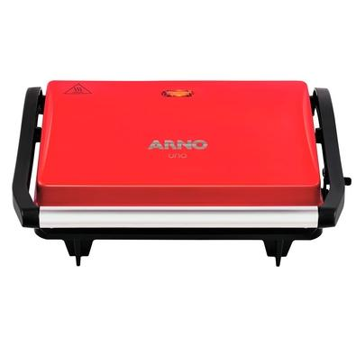 Grill Arno Compacto Uno, 110V, Vermelho - SW3315B0