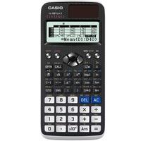 Calculadora Científica Casio 553 Funções, Visor Natural, Dígitos 10+2, Alimentação Solar e Bateria - FX-991LAX