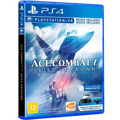 Game Ace Combat 7 Skies Unknown PS4