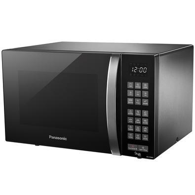 Micro-ondas Panasonic Style Grill, 900W/1000W, 30L, 220V, Inox - GT68H