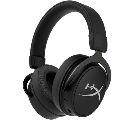 Headset Sem Fio Gamer HyperX Cloud Mix, Bluetooth, Drivers 40mm, Preto - HX-HSCAM-GM