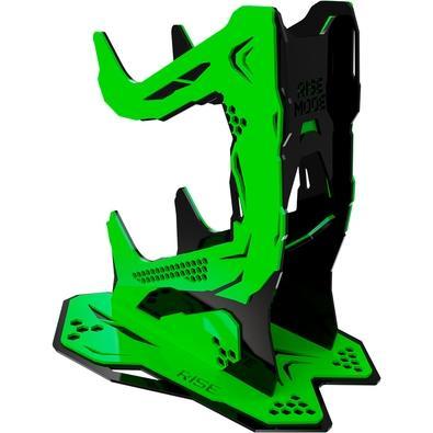 Suporte para Controle Gamer Rise Mode Venon V3, Verde - RM-SC-02-GR