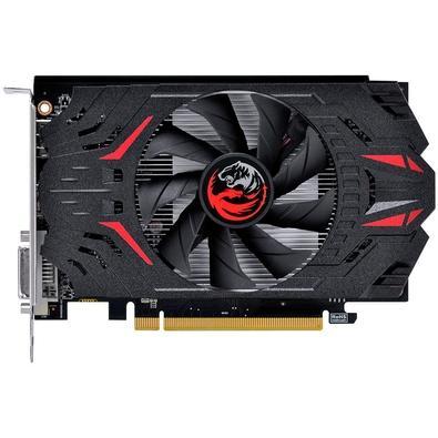 Placa de Vídeo PCYes AMD Radeon RX 550 4GB, GDDR5 - PJ550RX12804G5DF