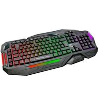 Teclado Gamer ELG Extreme Death Machine, LED, ABNT - TGDM