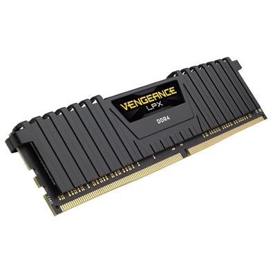 Memória Corsair Vengeance LPX, 32GB (4x8GB), 3000Hz, DDR4, C16, Preto - CMK32GX4M4D3000C16