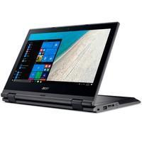 Notebook 2 em 1 Acer TMB118-RN-C3LD, Intel Celeron N3450, 4GB, 32GB, Windows 10 Pro, 11.6´ - L415715B