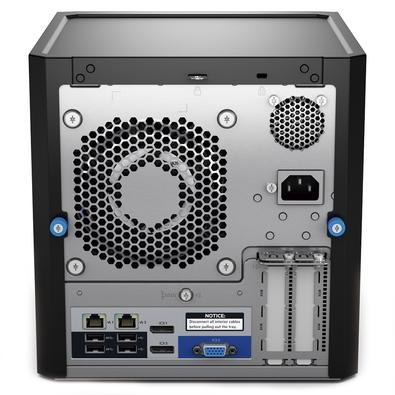 Servidor HP MicroServer Gen10 Opteron X3216 1.6 Ghz 1Mb 8GB DDR4 200W - 873830-S01