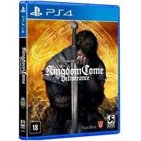 Game Kingdom Come Deliverance PS4
