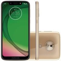 Smartphone Motorola Moto G7 Play Special Edition, 32GB, 13MP, Tela 5.7´, Ouro - XT1952-2
