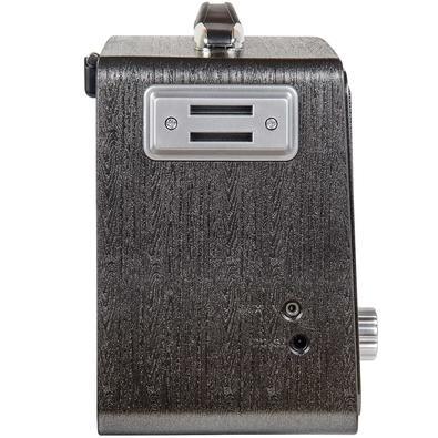 Caixa de Som Portátil TRC 211, Bluetooth, 35W RMS, USB, Retrô