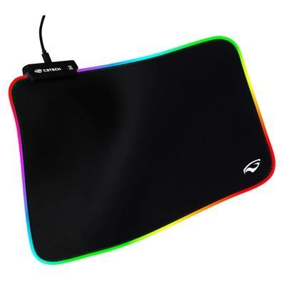 Mousepad Gamer C3 Tech RGB, Control, Grande (350x255mm) - MP-G2100BK