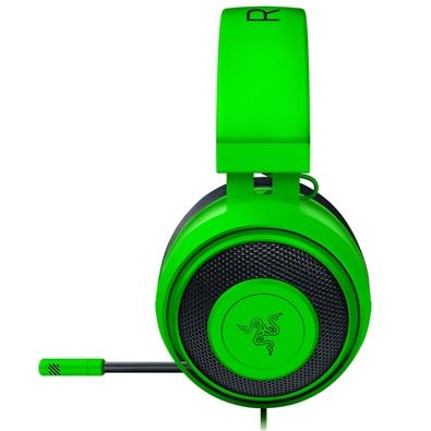 Headset Gamer Razer Kraken, Drivers 50mm, Verde - RZ04-2830200-R3U1