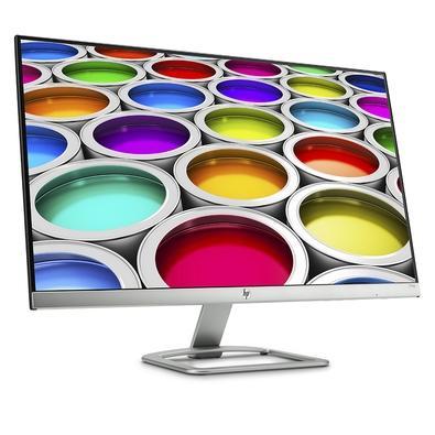 Monitor HP LED 27´ Widescreen, Full HD, IPS, HDMI/VGA, Branco - X6W32AA