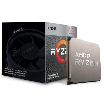 Processador Amd Yd3400c5fhbox