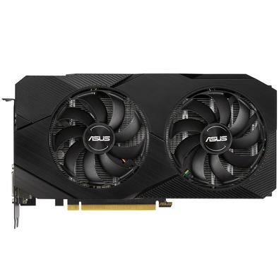 Placa de Vídeo Asus Dual NVIDIA GeForce RTX 2060 6GB, GDDR6 - DUAL-RTX2060-A6G-EVO
