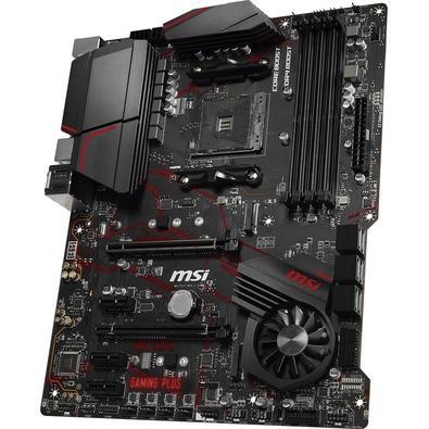 Placa-mãe MSI MPG X570 Gaming Plus, AMD AM4, ATX, DDR4