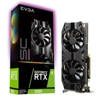 Placa de Vídeo EVGA NVIDIA GeForce RTX 2060 SC Ultra Gaming, 6GB, GDDR6 - 06G-P4-2067-KR