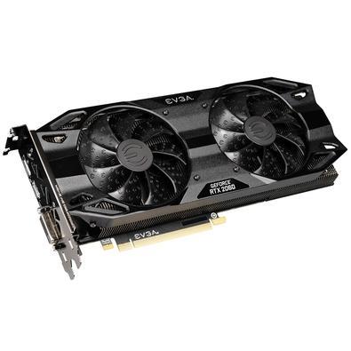 Placa de Vídeo EVGA NVIDIA GeForce RTX 2060 SC Ultra Gaming, 6GB, GDDR6 - 06G-P4-2067-KR