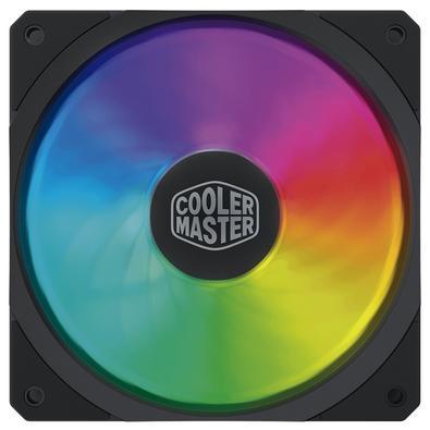 Cooler FAN Cooler Master MasterFan SF120R ARGB, 120mm, RGB - MFX-B2DN-20NPA-R1