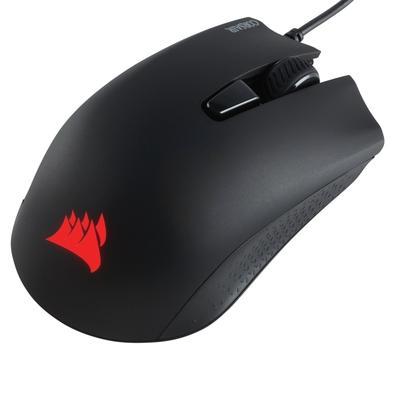 Mouse Gamer Corsair Harpoon, RGB, 6 Botões, 12000DPI - CH-9301111