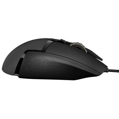 Kit Gamer Logitech G - Mouse G502 Hero RGB 16000DPI + Teclado G512 RGB, Switch Romer-G, ABNT2