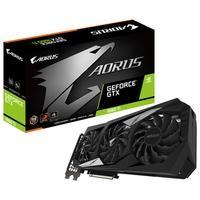 Placa de Vídeo Gigabyte NVIDIA GeForce GTX 1660 Ti 6G, GDDR6 - GV-N166TAORUS-6GD