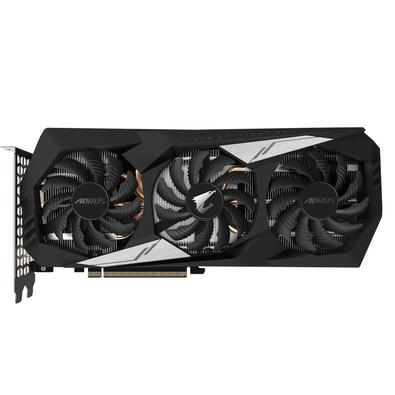 Placa de Vídeo Gigabyte Aorus NVIDIA GeForce GTX 1660 Ti 6G, GDDR6 - GV-N166TAORUS-6GD