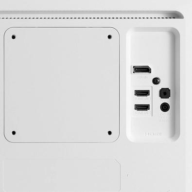 Monitor LG LED 27´ Widescreen UHD 4K, HDR, IPS, HDMI/Display Port, Ajuste de Inclinação, Branco - 27UL500-W