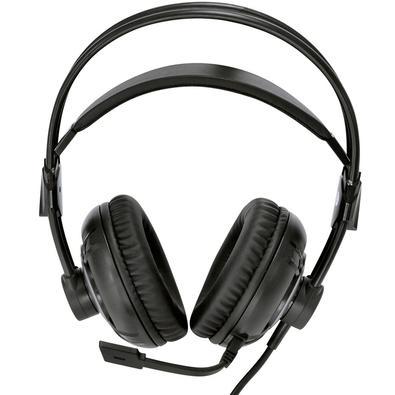 Headset Gamer HP H300 Black 2.1, LED Azul