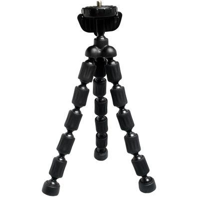 Tripé Fotográfico Vivitar, Flexível, Altura 17,8cm, Peso Máx. 0,5Kg  - VIVSP6