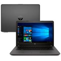 Notebook HP 246 G6, Intel i5-7200U, 4GB, 1TB, Windows 10 Home, 14´ - 7KV39LA#AC4