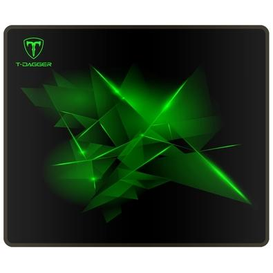 Mousepad Gamer T-Dagger Geometry S, Médio (360x300mm) - T-TMP201