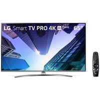Smart TV LED 65´ 4K LG, 4 HDMI, 2 USB, Bluetooth, ..
