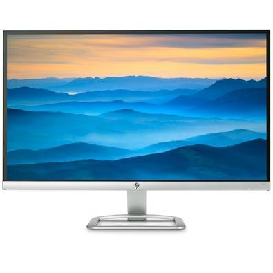 Monitor HP LED 27´, Full HD, IPS, HDMI, Prata - T3M88AA#ABA