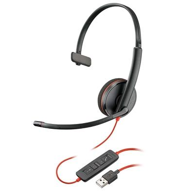 Headset Plantronics Blackwire C3210, USB