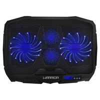 Base para Notebook Warrior com Cooler Azul - AC332