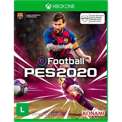 Game PES 2020 Xbox One