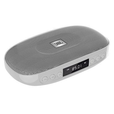 Caixa de Som Portátil JBL Tune FM, Bluetooth, 5W RMS,  Prata - JBLTUNESLV