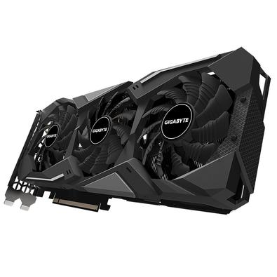 Placa de Vídeo Gigabyte NVIDIA GeForce RTX 2080 Ti WindForce 11GB, GDDR6 - GV-N208TWF3-11GC