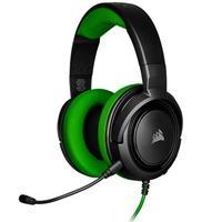 Headset Gamer Corsair HS35 Stereo, PC, PS4, Xbox, Drivers 50mm, Verde - CA-9011197-NA