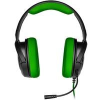 Headset Gamer Corsair HS35 Stereo, Drivers 50mm, Verde - CA-9011197-NA