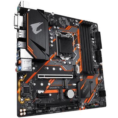 Placa-Mãe Gigabyte Aorus B365 M Aorus Elite, Intel LGA 1151, mATX, DDR4