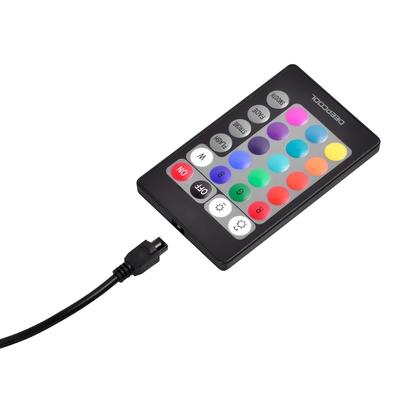 Tira de LED DeepCool RGB, 50 cm - DP-LED-RGB350