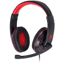 Headset Gamer Vinik VX Gaming V Blade II, Drivers 40mm, Preto e Vermelho - 29378