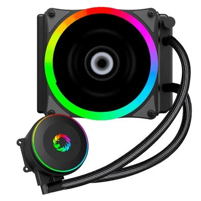Water Cooler Gamemax Iceberg 120 Rainbow, 120mm, RGB