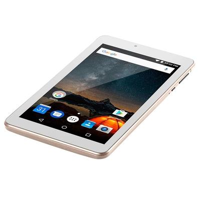 Tablet Multilaser M7S Plus+, Bluetooth, 16GB, Tela de 7´, Dourado - NB301