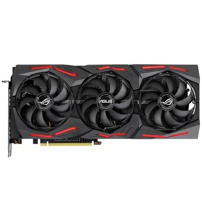 Placa de Vídeo Asus ROG Strix NVIDIA GeForce RTX 2080 Super OC 8GB, GDDR6 - ROG-STRIX-RTX2080S-O8G-GAMING